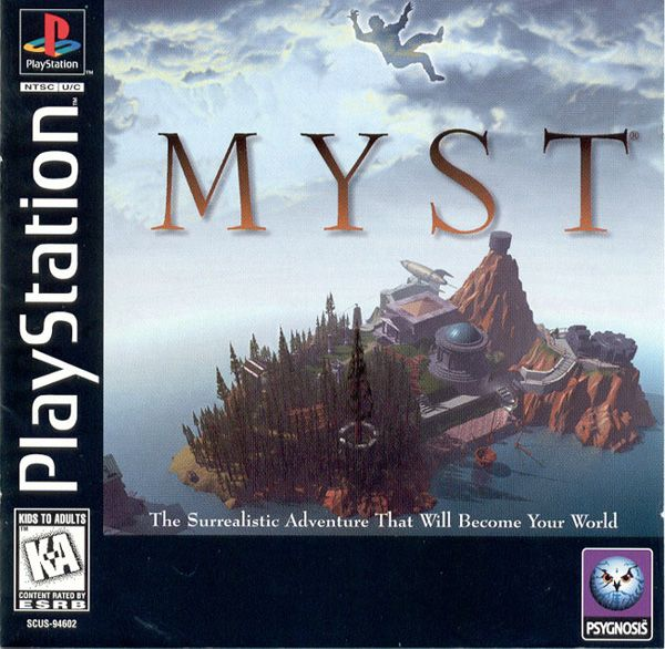 Play Myst Sony PlayStation online | Play retro games online at Game Oldies