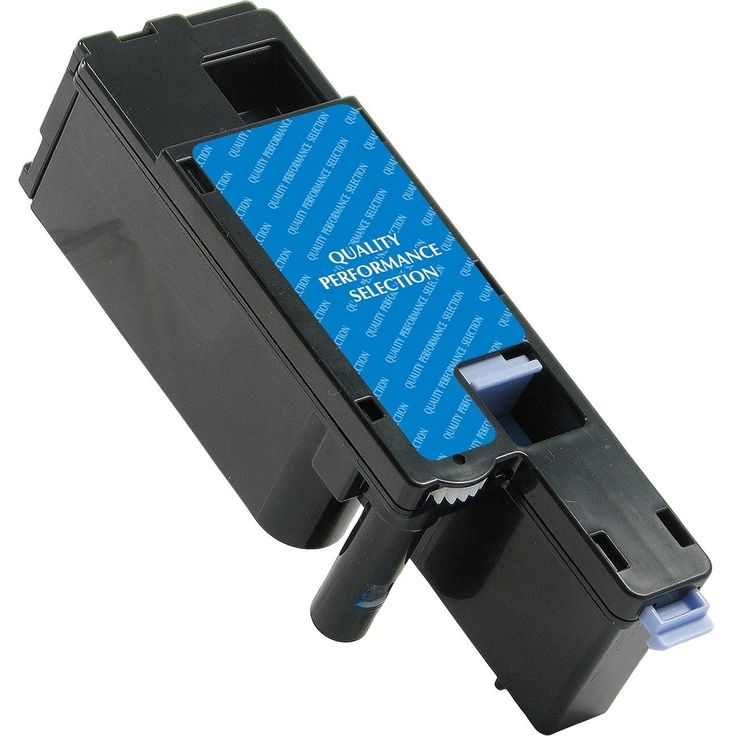 V7 Remanufactured High Yield Cyan Toner Cartridge for Dell 1250/C1760 – 1400 page yield | Overstock.com Shopping – The Best Deals on Printer Toner