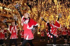 仙台市で陽気なサンタと盛り上がろう  明日12月23日市民やマーチングバンドのみなさんがサンタクロースやトナカイに変身して光のページェントの下をパレードするサンタの森の物語が開催されます  19:25から始まる2回目のパレードでは音楽に合わせて観客のみなさんも参加できる振り付けをご用意振り付けは動画で紹介していますので覚えていって楽しく盛り上がりましょう  日時12月23日祝17:3019:45 パレード1回目17:3017:552回目19:2519:45 会場定禅寺通東二番丁通晩翠通 17:0020:00は車両通行止めとなります  振り付けなど詳しくは光のページェントホームページ http://ift.tt/2hKCQ12  出典仙台市広報課 tags[宮城県]