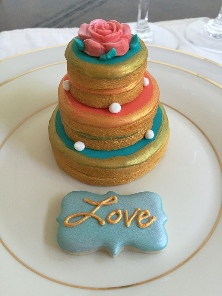 stacked wedding cake cookie favors 172 best my cookies bridal hearts 20462
