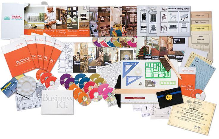 Interior Design Course // New York Institute of Art and Design- CID 1500