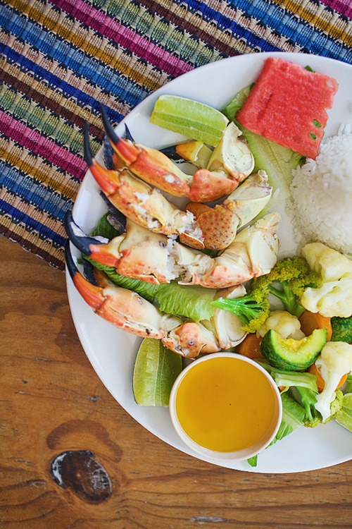 Stone Crab Claws from Caye Caulker, Belize