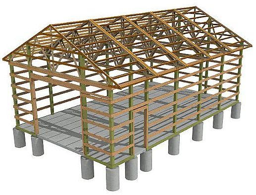 http://pole-barn-plans.hubpages.com/hub/Pole-Barn-Plans