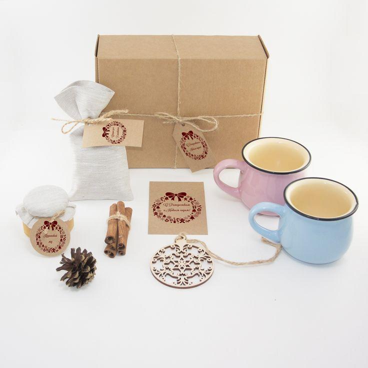 Набор для глинтвейна «Craft Glintwine Ceramic» Внешний вид