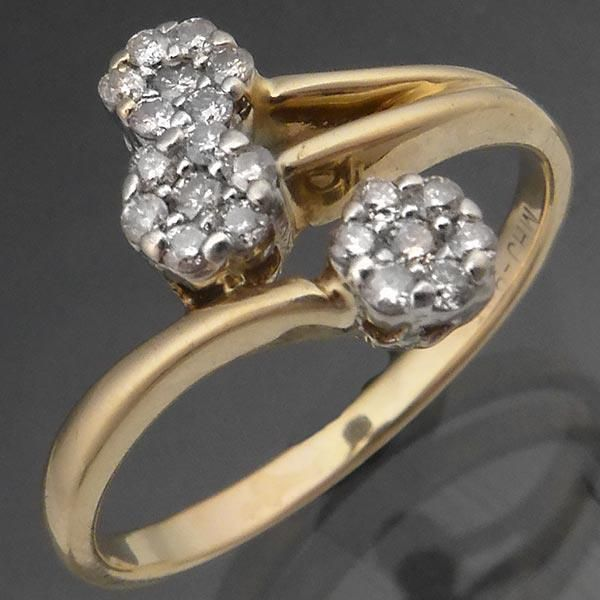 10 best Antique & Vintage Two Stone Diamond Rings images on