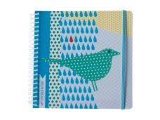 Sticker book Oiseau