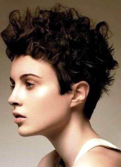20 kurze wellige Frisuren für Mädchen