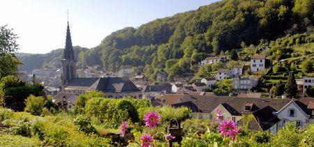 Plombières les Bains Vosges