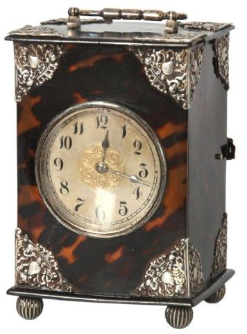 antique-clocks carriage clock