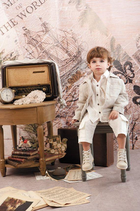 DOLCE bambini Christening Suit Sty.No 111-1 by StyledByAlexandros