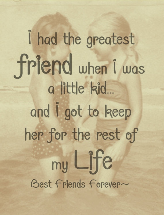Everlasting Friendship Quotes : Best forever friends quotes on friend