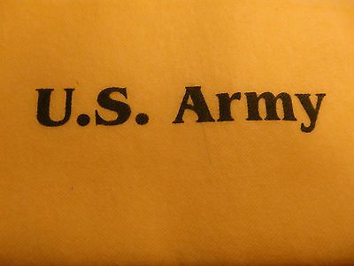 Silicone Gun Cloth US ARMY Logo