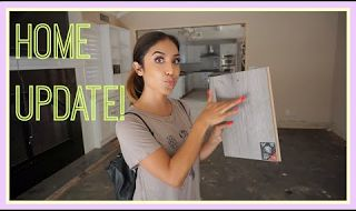 Our New Home: Picking out Flooring Kitchen re-design  Kitchen Decor Ideas
