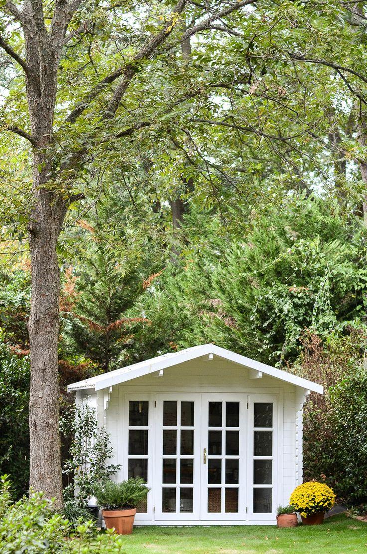 Garden Shed | exterior | outdoor living