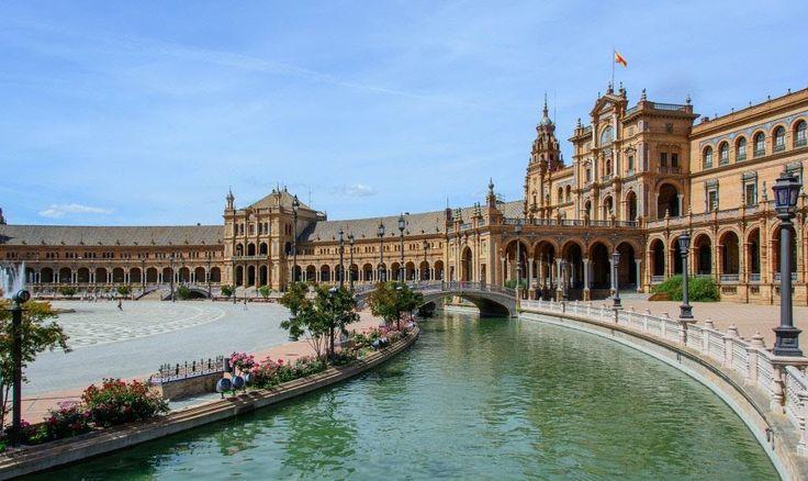 Севилья, Испания - ПоЗиТиФфЧиК - сайт позитивного настроения!