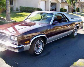1987 Chevrolet El Camino - Pictures - CarGurus