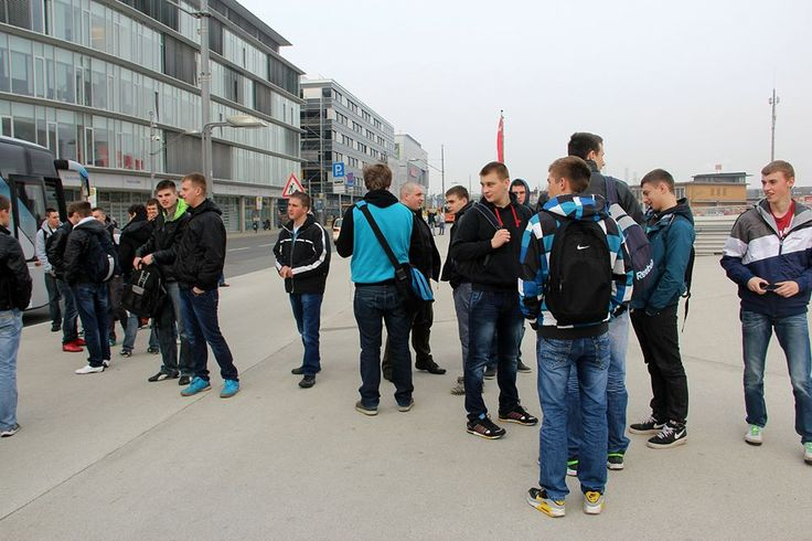 Uczniowie ZSZ nr 2 na wycieczce do Wolfsburg (Niemcy)