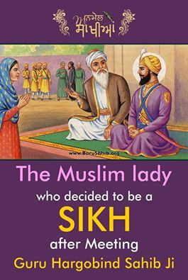‪#‎AnmolSakhiya‬ The Muslim lady who decided to be a SIKH after Meeting Guru Hargobind Sahib Ji As the name Kaulan means 'Daring'. Mata Kaulan ji was a woman during the period of the sixth sikh Guru Dhan Sri Guru Hargobind Sahib ji . Her parents belonged to Hindu Religion. She was stolen by Qazi Rustam Khan during her childhood. Qazi Rustam was a Muslim priest. Further Qazi taught her the lessons of Islam. After a short period he sent her to Sai Mian Mir to for higher level of education.