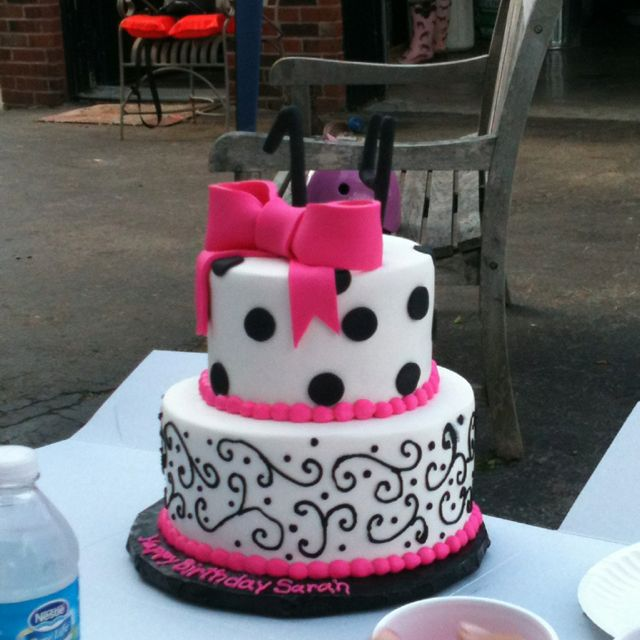 17 Best ideas about 14th Birthday Cakes on Pinterest  Birthday cakes ...