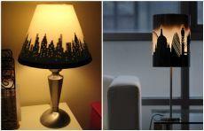 Потрясающие светильники, которые можно быстро сделать своими руками