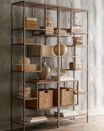 Dillenger Etagere at Neiman Marcus.