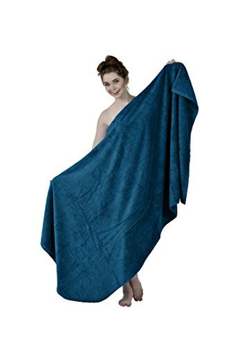 "40""x80"" Navy Blue, Turkish Spa Bath Sheet, 660 Gram Weight  //Price: $ & FREE Shipping //     #Bathroom"