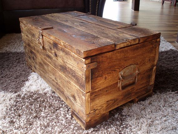 I have ALWAYS wanted a chest. This would be the one.