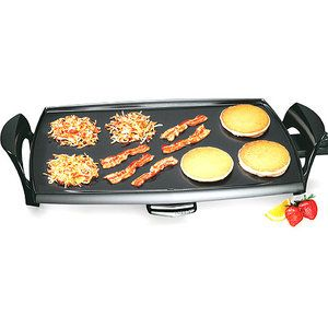 "Presto Professional 22"" Jumbo Electric Griddle"