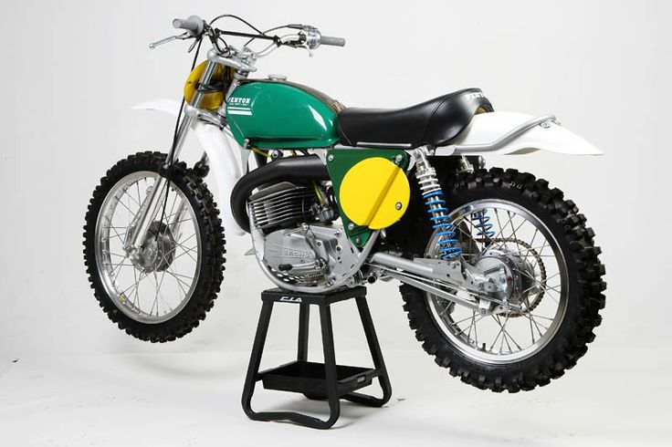 (1972) Penton Six-Day 125cc Motocross - Vintage Dirt Bike