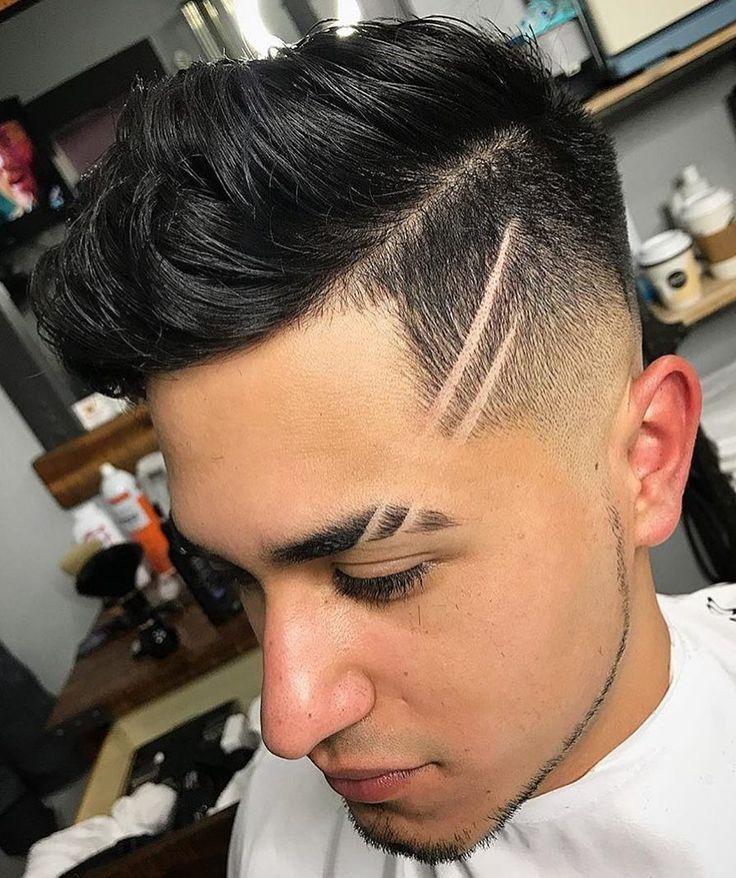 Hair Styles Men Hair Styles Boys Hair Style Latest Hair Styles For More Visit Www Getintoblog Com Tatuagens De Cabelo Penteados Masculinos Barba E Cabelo