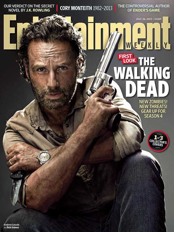 The Walking Dead - Just got this one in the mail.