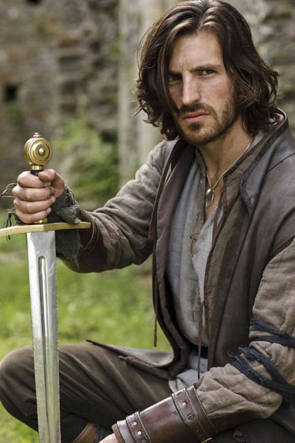 Eoin Macken, Gwaine from BBC's Merlin <3