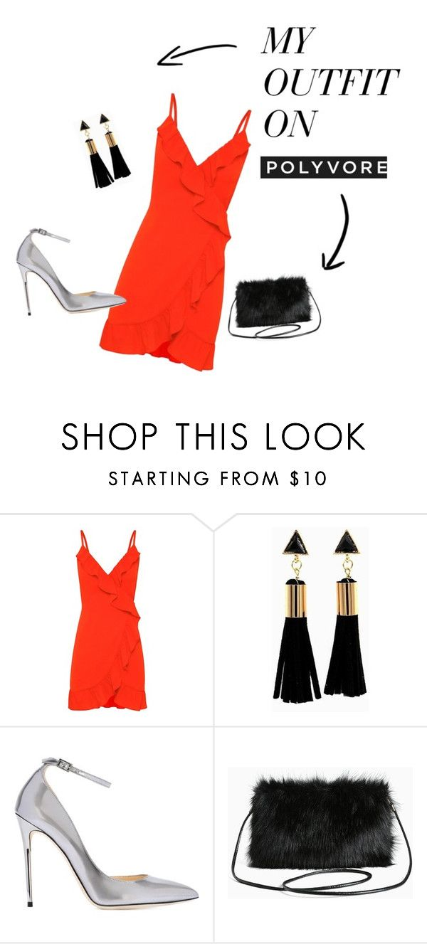 Summer Orange by ms-kristy-wright on Polyvore featuring Salsa, Jimmy Choo and Torrid