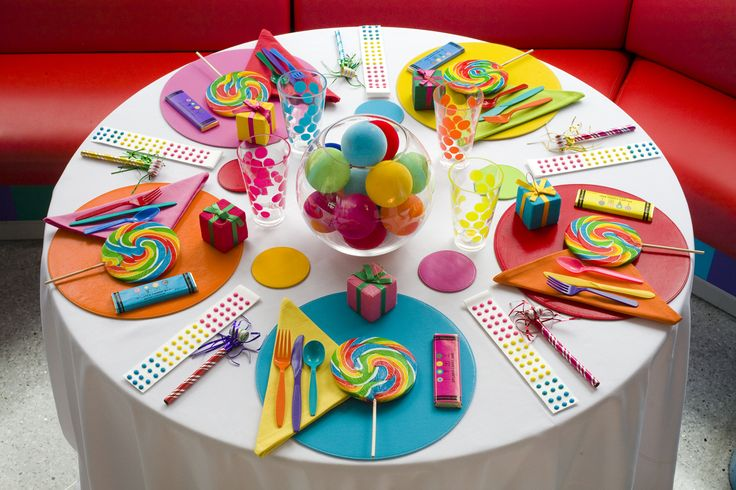 Party idea from Dylan's Candy Bar