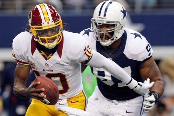 Attend a Redskins vs. Cowboys game live!
