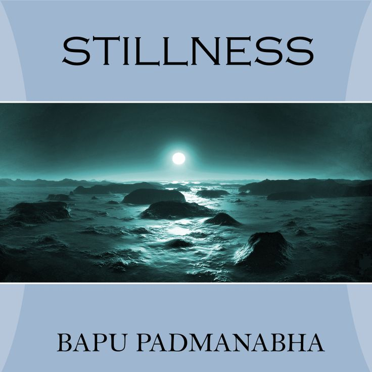 """STILLNESS"" Indian Classical Bansuri Flute Music by Bapu Padmanabha(Bapu Flute)"