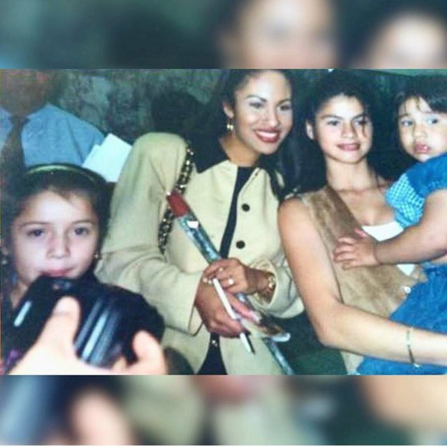 Wow! Photo shared by @elli85_ omg thanks for sharing!!! #rare #selena #fanphoto #SelenaQuintanilla