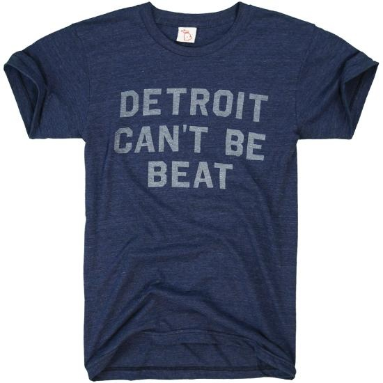 DETROIT CANT BE BEAT