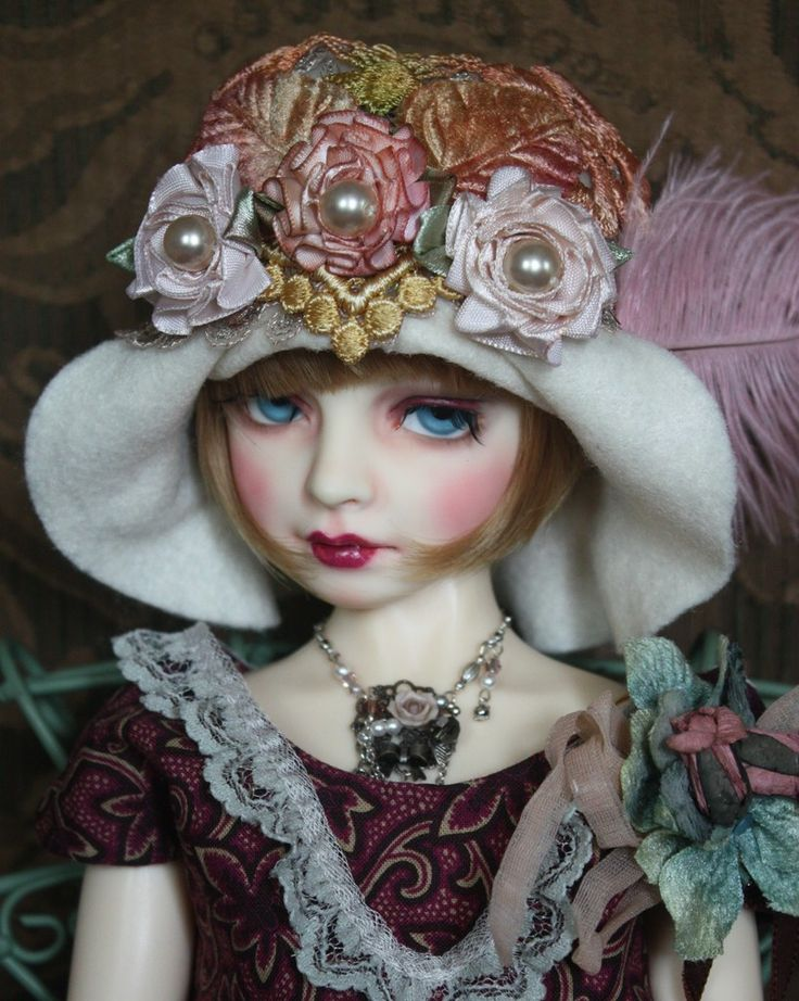 Val Zeitler Dolls for Sale | THE FASHION DOLL REVIEW: Fanciful Delights - an interview with ...