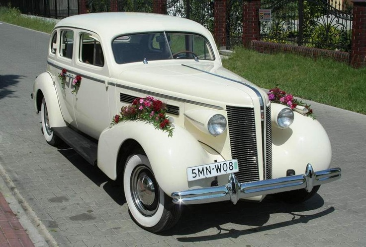Buick Special 1937 for wedding