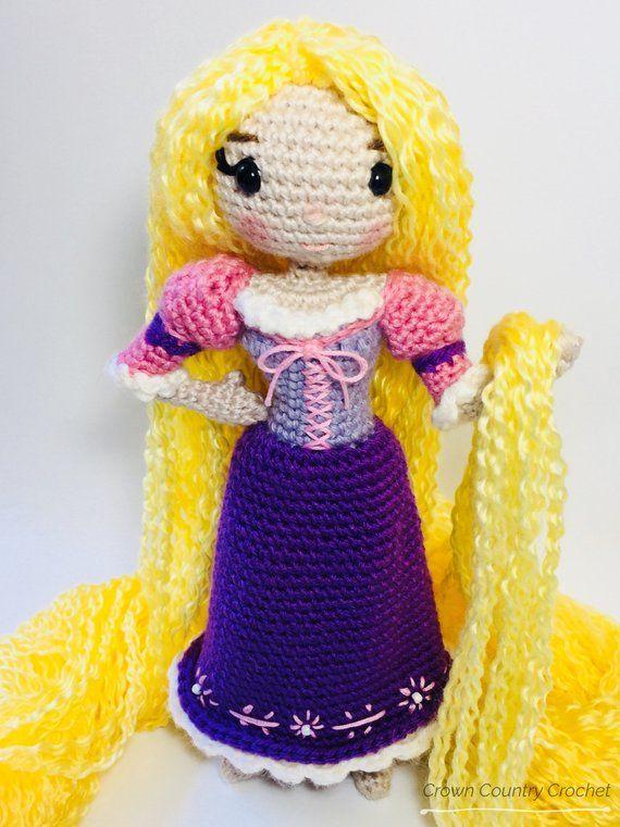 Rapunzel – Amigurumi Patterns | 761x570