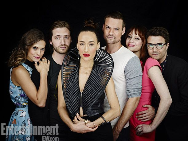 Lyndsy Fonseca, Aaron Stanford, Maggie Q, Shane West ...