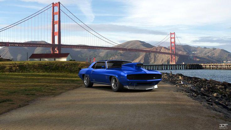 Chevrolet CamaroSS 1969 3DTuning