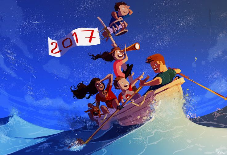 Here we come!! Another year, another adventure! Let's do this! #pascalcampion #2017