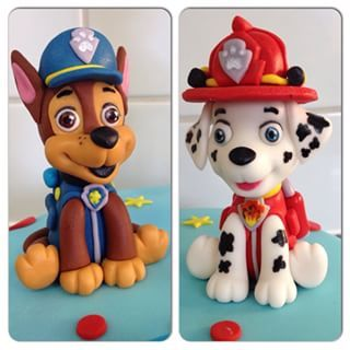 17 Best ideas about Paw Patrol Cake Toppers on Pinterest | Paw patrol ...