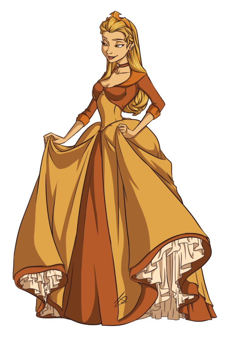Her Imperial Highness, Princess Amber by JessDeaton
