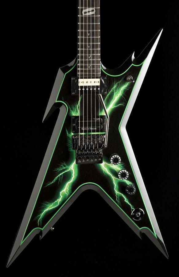 my favorite body of guitar