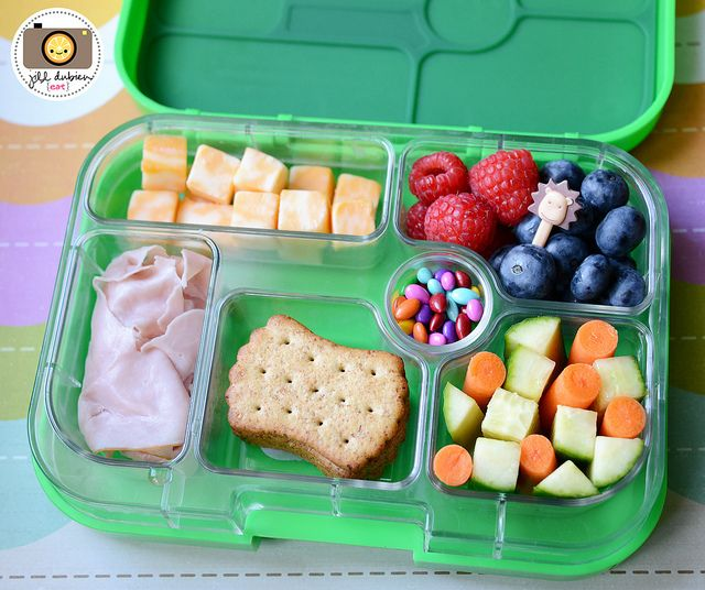 Quick And Easy School Lunch Idea From Jill Dubiens