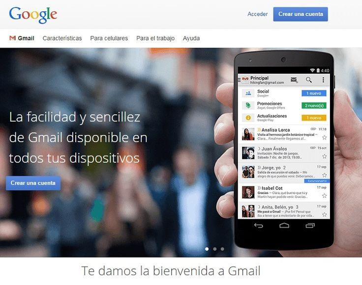 Crear una cuenta Gmail - NetXee