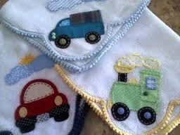 Resultado de imagem para fraldas para bebe em patchwork